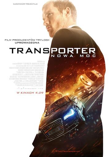 Polski plakat filmu 'Transporter: Nowa Moc'
