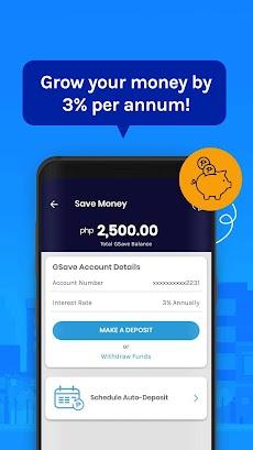 GCash - Buy Load, Pay Bills, Send Moneyのおすすめ画像4