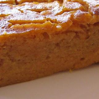 Pumpkin Casserole/Souffle.