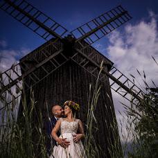 Wedding photographer Jan Myszkowski (myszkowski). Photo of 11.07.2017