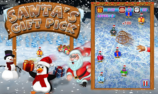 Santas Gift Pick 1.2 screenshots 3