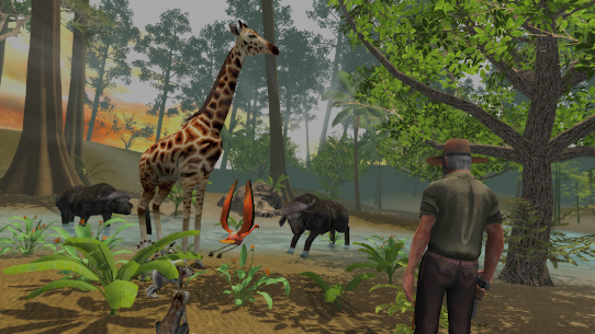 4×4 Safari: Online Evolution Mod Apk Download For Android and Iphone 7
