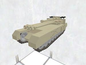 Churchill T1 pz rocket