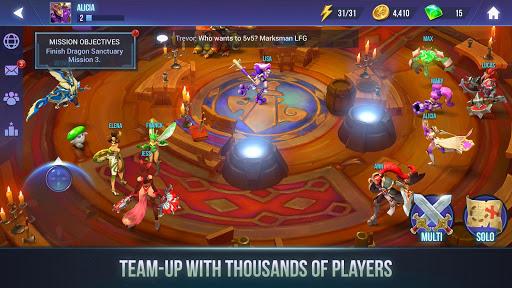 Dungeon Hunter Champions: Epic Online Action RPG (Unreleased)  screenshots 4