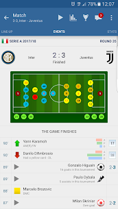 PRO Live Scores S-Center v3.7.0 [Patched] APK 2