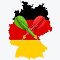 German Darts icon