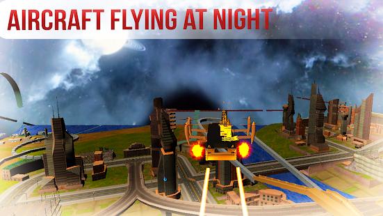 Flying Cruiser 3D Simulator-Pirates Ship Stunt - náhled