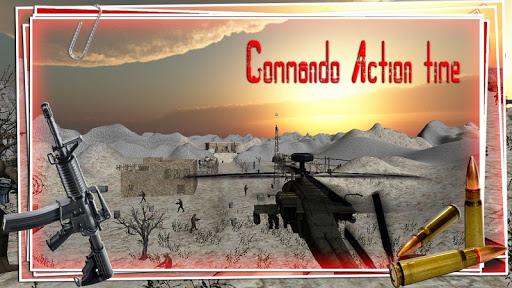 アフガンコマンドーストライク