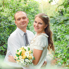 Wedding photographer Ekaterina Malkovskaya (malkovskaya). Photo of 04.09.2016