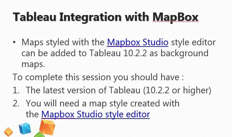Tableau Integration With Custom Map Styles from Mapbox 38