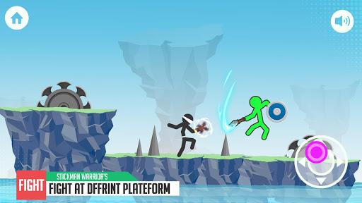 Supreme Stickman Battle Fight Warriors 2020 1.0 screenshots 4
