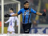 Ronald Vargas kijkt er naar uit om opnieuw tegen Club Brugge te spelen
