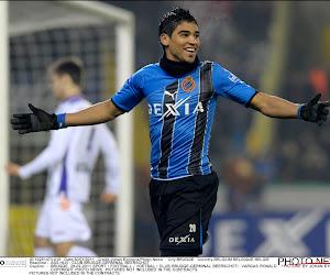 """Vargas: """"Ik ben de samenvattingen van Club Brugge altijd blijven bekijken"""""""