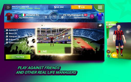 Pro 11 - Football Management Game apktram screenshots 6