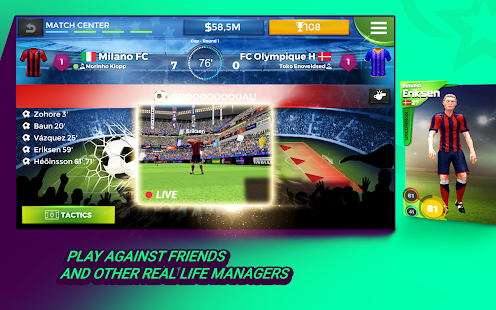 Game Pro 11 - Soccer Manager Game APK for Windows Phone