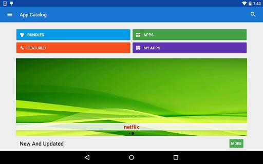 MaaS360 MDM for Android Screenshot