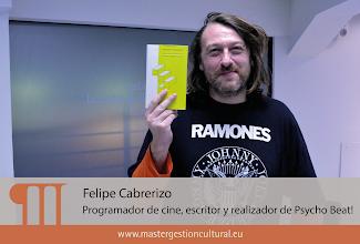 Photo: Felipe Cabrerizo (Módulo Cultura y Tecnología)