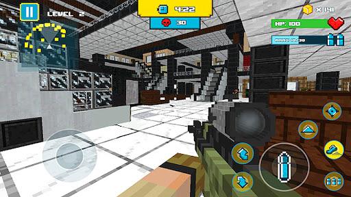 American Block Sniper Survival android2mod screenshots 3