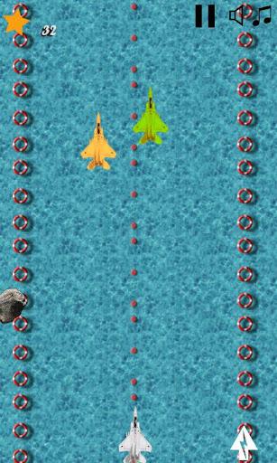 【免費賽車遊戲App】Air Jet Fighter-APP點子