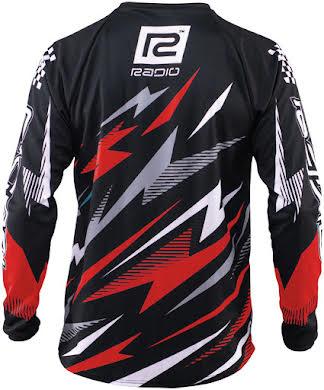 Radio Lightning BMX Race Jersey - Long Sleeve, Men's alternate image 1