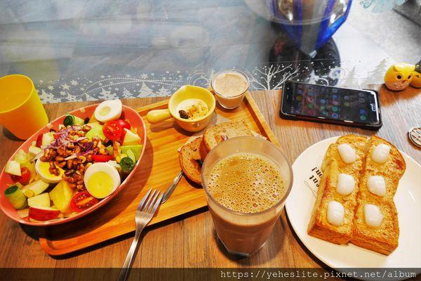 漫時光早午餐鳳山文雅店- 鮮蔬晨食醒味蕾,一日之始咖啡香