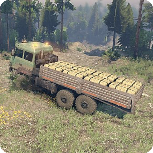 Truck Wood Cargo Driver Simulation -Wood Transport (game)
