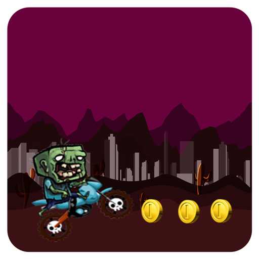 Zombie adventure racing game
