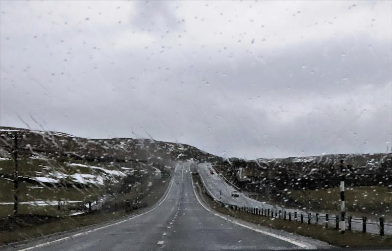 La pioggia in Scozia  di Cimabue