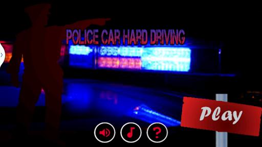 Police Hard Driving