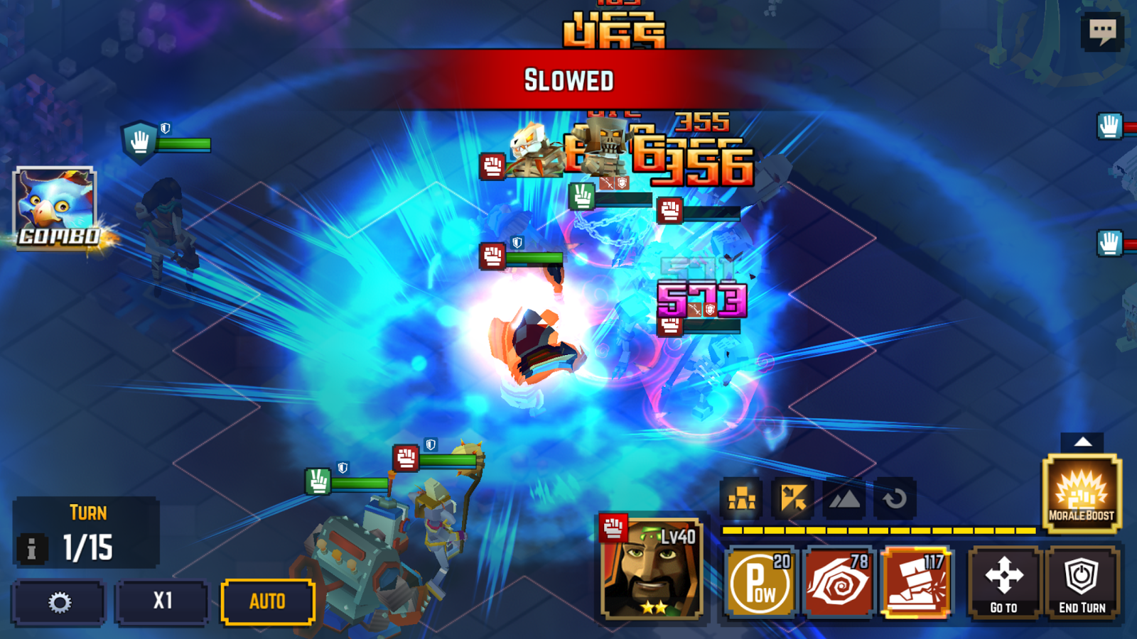 Legacy Quest: Rise of Heroes- screenshot