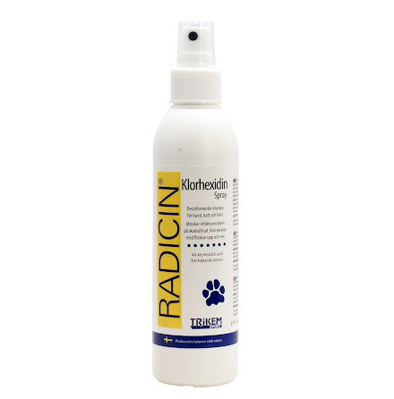 Trikem Vet Klorhexidin spray 200ml