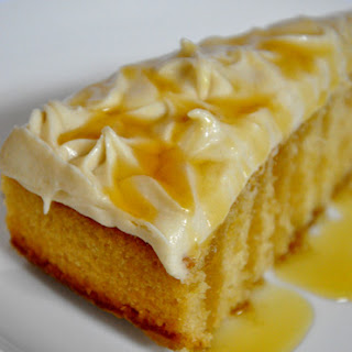 Daring Bakers – Caramel Cake With Carmelized Butter Frosting