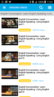 10000 Videos Speaking English - náhled