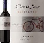 Cono Sur Bicicleta Merlot