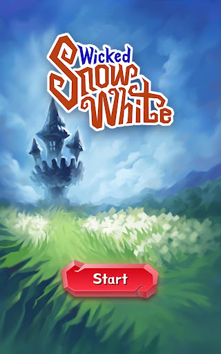 Wicked Snow White (Match 3 Puzzle) - screenshot