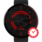 Halloween Night watchface by Pluto