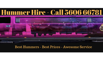 Hummer Hire Gold Coast