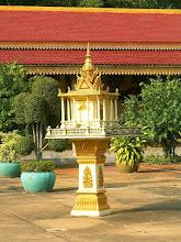 Photo: Phnom Penh - Pałac Królewski / Royal Palace