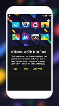 Olix - Icon Pack APK screenshot thumbnail 6