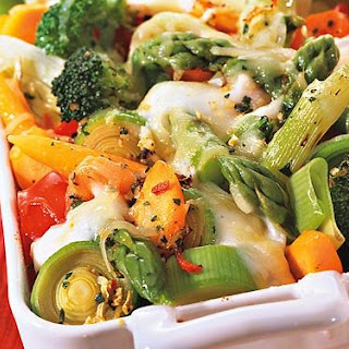 Cheese Potato Vegetable Casserole Recipes.