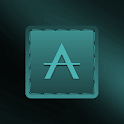 Threaded Silk Teal Pixel Icons icon