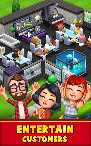 Food Street - Restaurant Management & Food Game  screenshots 11