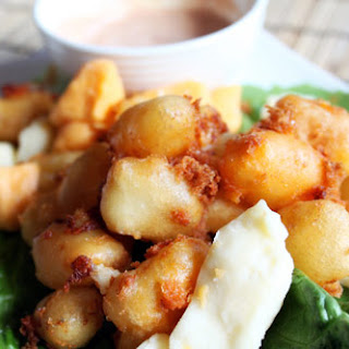 Wisconsin Beer Battered Cheese Curds Recipe