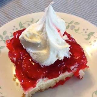 Strawberry Cookie Squares Recipe
