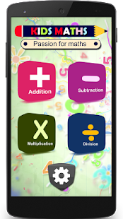 Pro Maths Practice for kids – Maths Master Game Screenshot