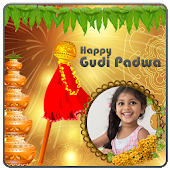 Gudi Padwa Photo Frames