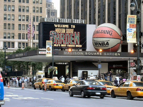 Photo Madison Square Garden