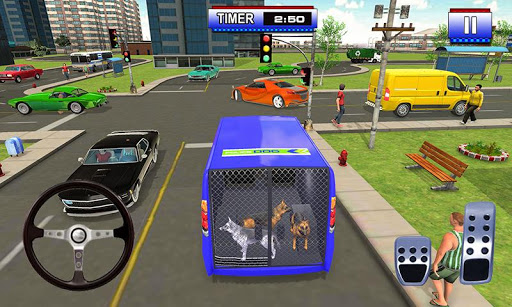 Télécharger Code Triche conducteur camion transport police simulation 3D MOD APK 1