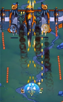HAWK – Force of an Arcade Shooter. Shoot 'em up