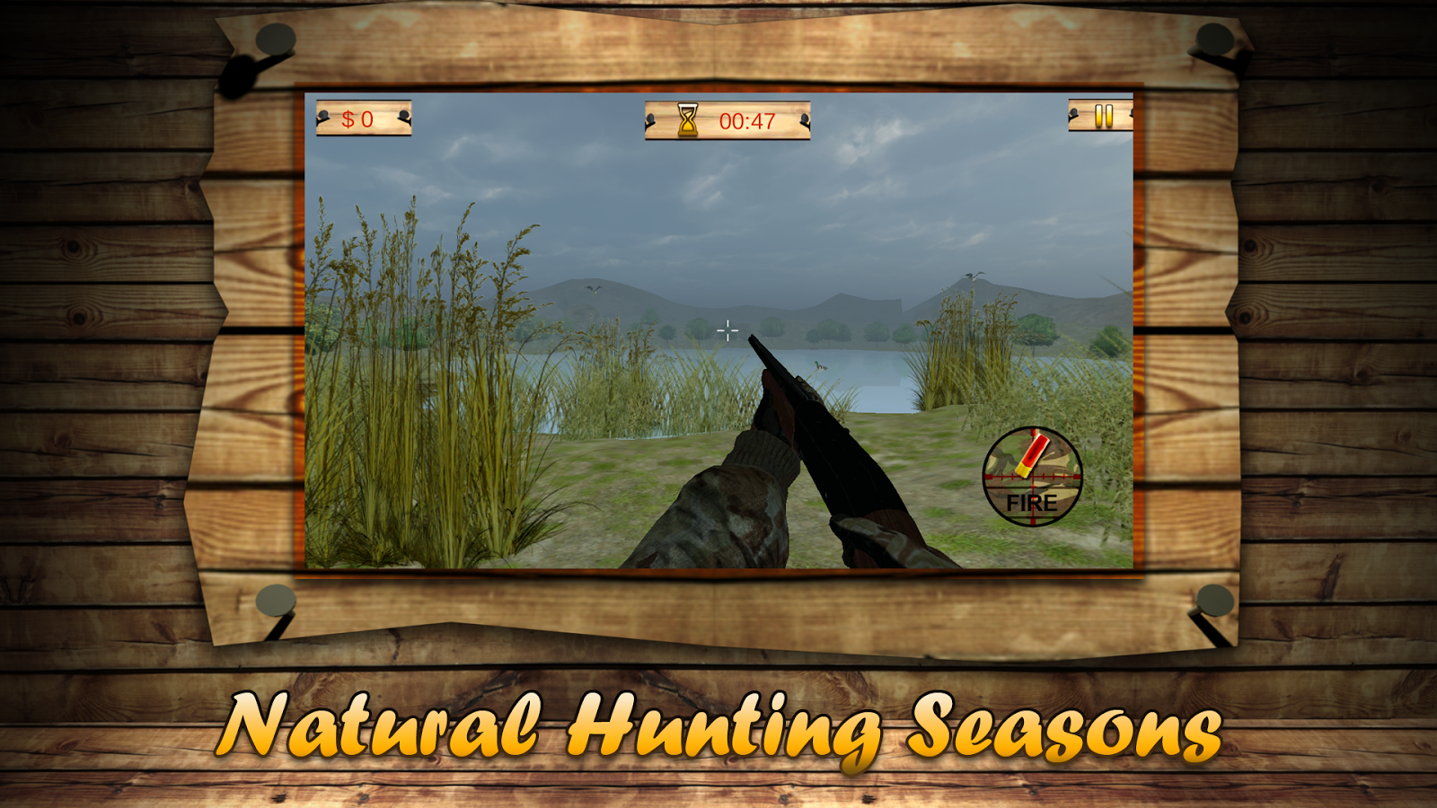 Duck Hunting 3D-Season 1- screenshot